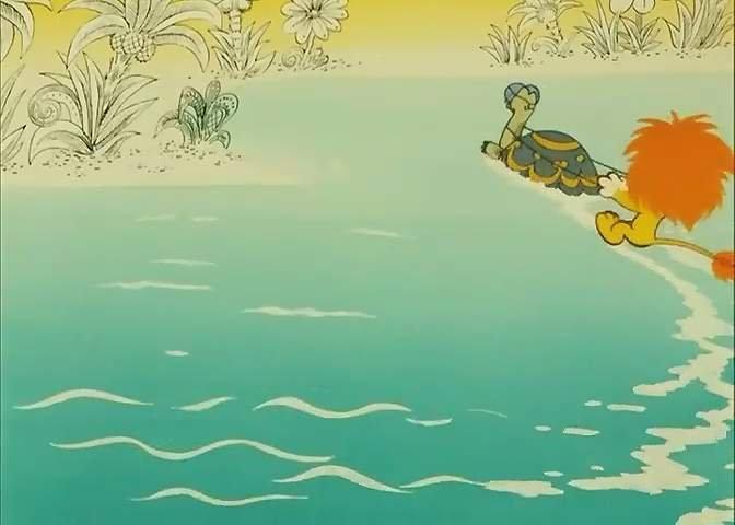 Как львенок и черепаха пели песню (1974) DVDRip | HDTVRip-AVC | HDTVRip 720p