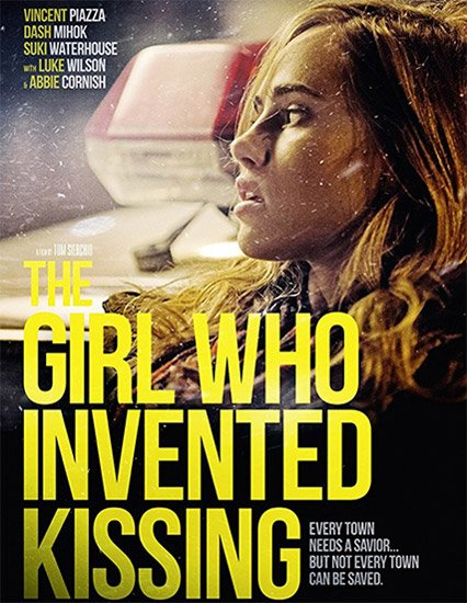 Девушка, которая придумала поцелуи / The Girl Who Invented Kissing (2017) WEB-DLRip