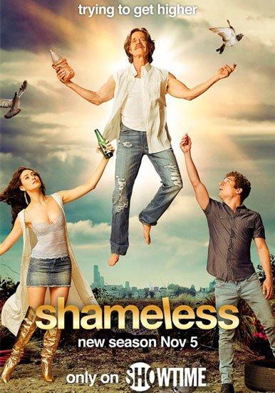 Бесстыжие / Shameless (8 сезон/2017) WEB-DLRip