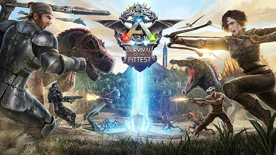 ARK: Survival Evolved (2017/RUS/ENG/RePack) PC
