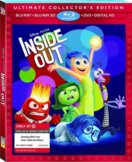 Головоломка / Inside Out (2015) BDRip