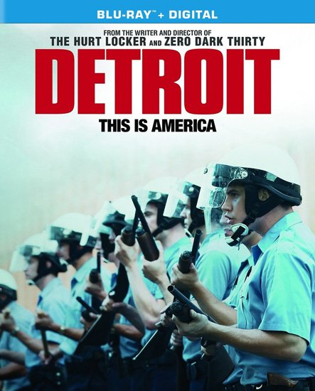 Детройт / Detroit (2017) HDRip | BDRip 720p