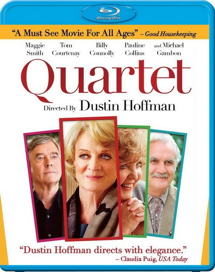Квартет / Quartet (2012) BDRip