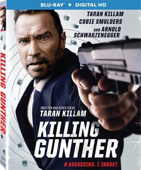 Убить Гюнтера / Killing Gunther (2017) HDRip | BDRip 720p | BDRip 1080p
