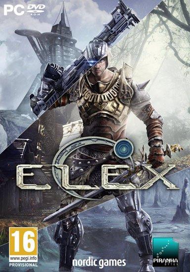 Elex (2017/RUS/ENG/MULTI/RePack) PC