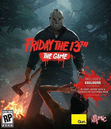 Friday the 13th: The Game (2017/RUS/ENG/MULTi/RePack) PC