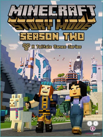 Minecraft: Story Mode - Season Two (2017/RUS/ENG/RePack) PC