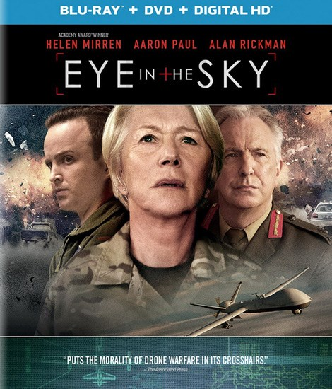 Всевидящее око / Eye in the Sky (2015/RUS/ENG) HDRip   BDRip 720p