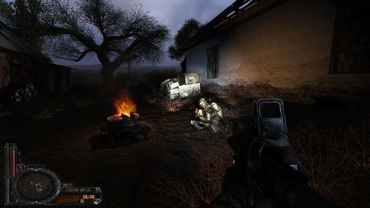 S.T.A.L.K.E.R.: Dream Reader - Dangerous Area (2017/RUS/RePack by SeregA-Lus) PC