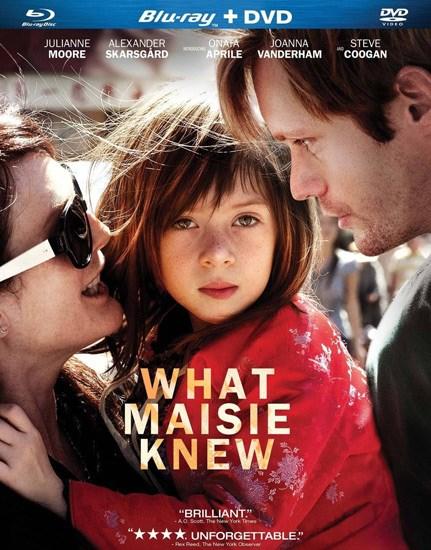 Развод в большом городе / What Maisie Knew (2012) HDRip
