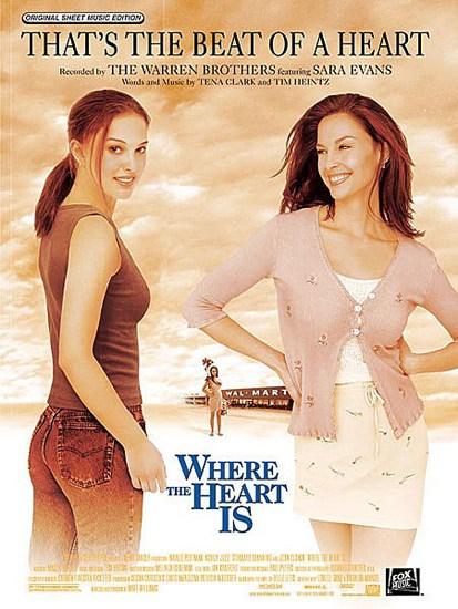 Там, где сердце / Where the Heart Is (2000/RUS/ENG) WEB-DLRip