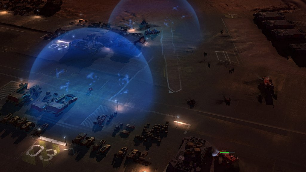 Homeworld: Deserts of Kharak (2016-2017/RUS/ENG/Multi/RePack) PC