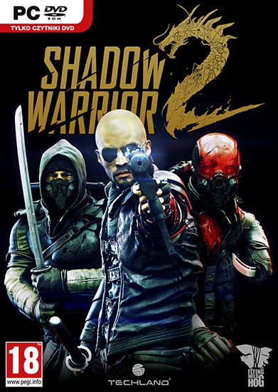 Shadow Warrior 2 - Deluxe Edition [GoG] (2016/RUS/ENG/MULTi7/RePack) PC