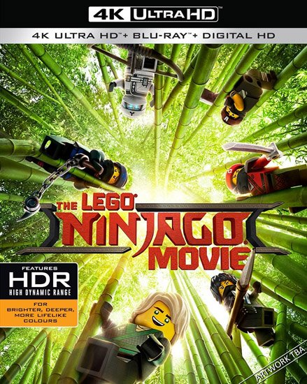 ЛЕГО Ниндзяго Фильм / The LEGO Ninjago Movie (2017) HDRip | BDRip 720p | BDRip 1080p