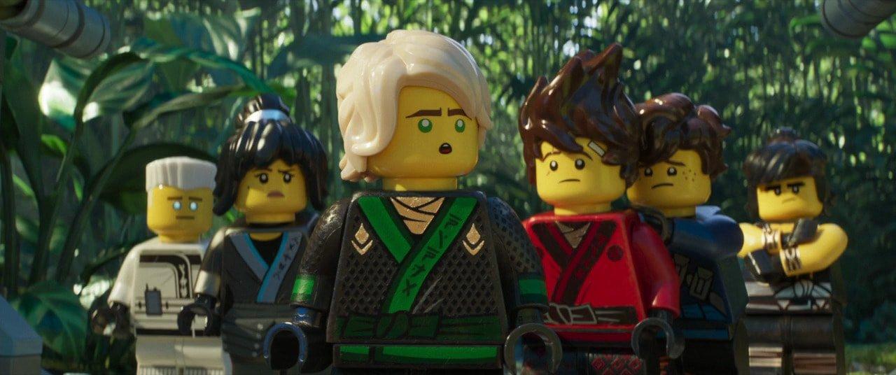 ЛЕГО Ниндзяго Фильм / The LEGO Ninjago Movie (2017) HDRip | BDRip 720p | BDRip 1080p