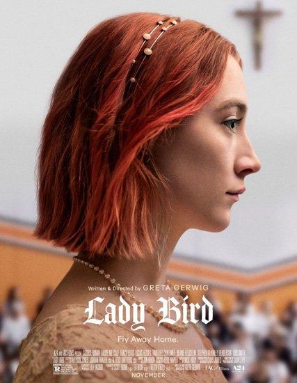 Леди Бёрд / Lady Bird (2017) DVDScr