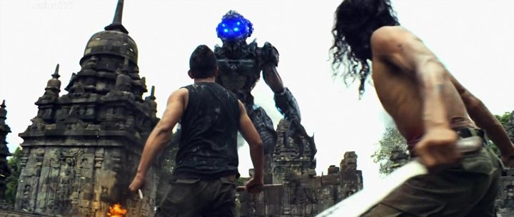 Скайлайн 2 / Beyond Skyline (2017) WEB-DLRip