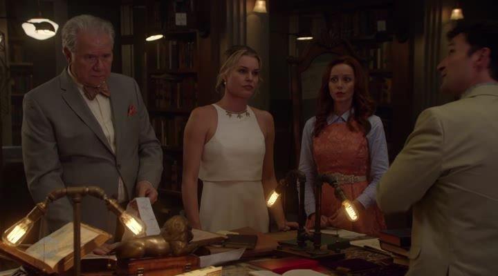 Библиотекари / The Librarians (4 сезон/2017) WEBRip