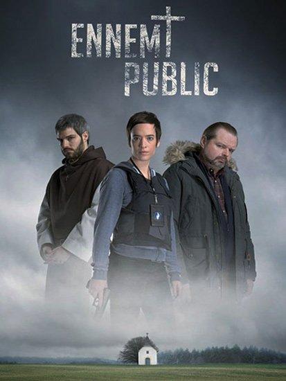 Враг общества / Ennemi public (1 сезон/2016) HDRip