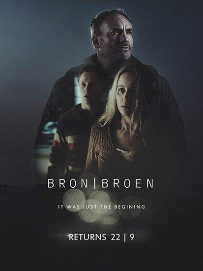 Мост / Bron / Broen (4 сезон/2018) WEB-DLRip