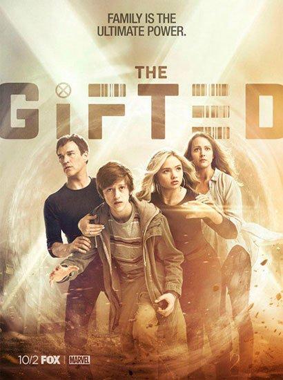 Одаренные / The Gifted (1 сезон/2017) WEB-DLRip