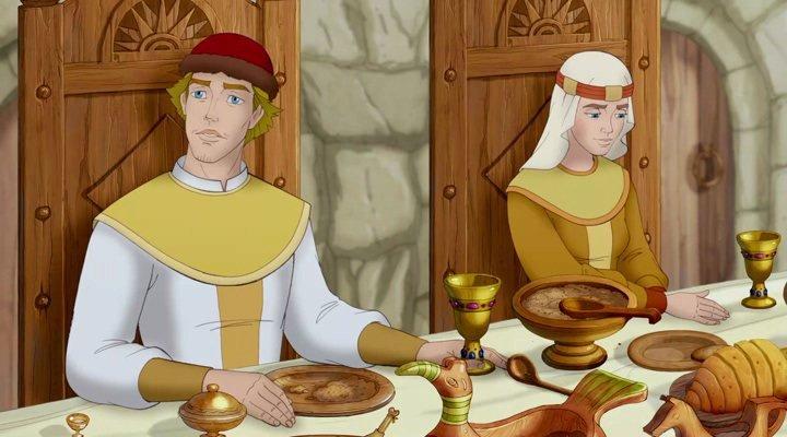 Сказ о Петре и Февронии (2017) WEB-DLRip | WEB-DL 720p | WEB-DL 1080p