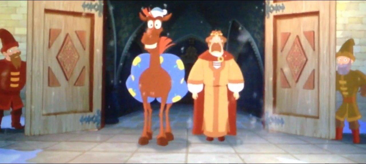 Три богатыря и принцесса Египта (2017) TS