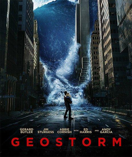 Геошторм / Geostorm (2017) WEB-DLRip