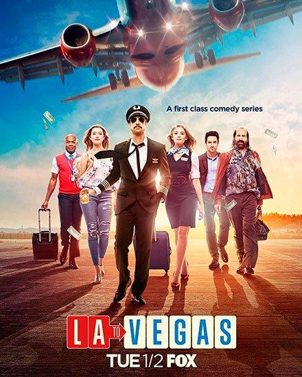 Из Лос-Анджелеса в Вегас / LA to Vegas (1 сезон/2017) WEB-DLRip