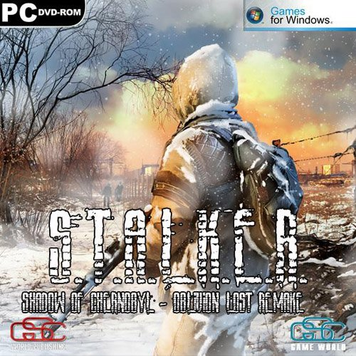 S.T.A.L.K.E.R. Shadow of Chernobyl - Oblivion Lost Remake [v 2.5 + fix 19] (2014-2017/RUS/RePack) PC