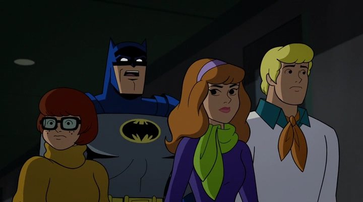 Скуби-Ду и Бэтмен: Храбрый и смелый / Scooby-Doo & Batman: the Brave and the Bold (2017) WEB-DLRip