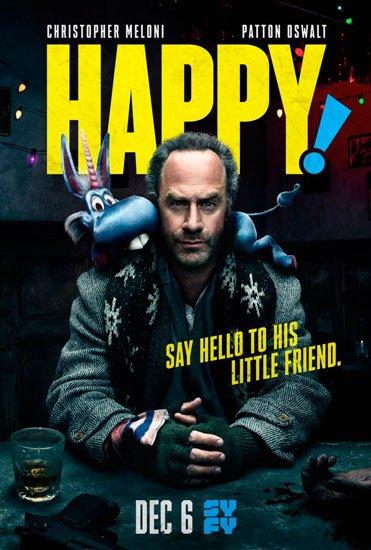 Хэппи / Happy! (1 сезон/2017) HDTVRip