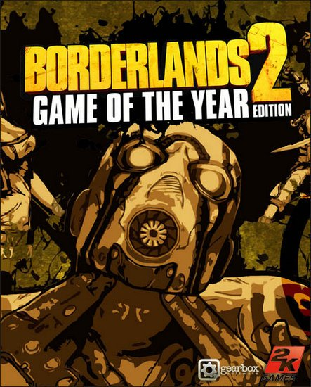 Borderlands 2: Game of the Year Edition (2013/RUS/ENG/License) PC