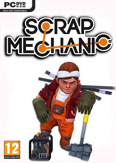 Scrap Mechanic (2016/RUS/ENG/MULTI/RePack) PC