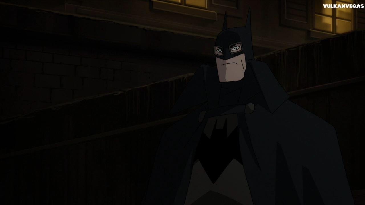 Бэтмен: Готэм в газовом свете / Batman: Gotham by Gaslight (2018) WEB-DL 720p