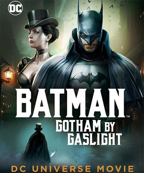 Бэтмен: Готэм в газовом свете / Batman: Gotham by Gaslight (2018) WEB-DLRip