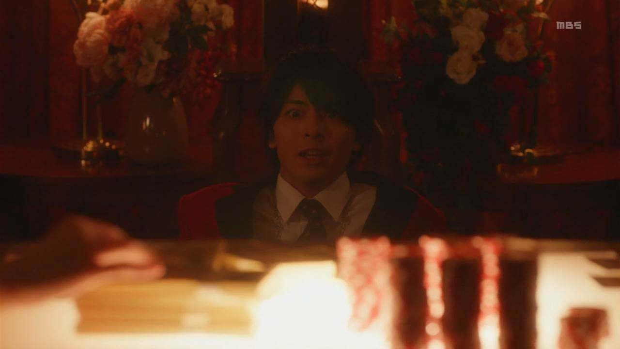 Безумный азарт / Kakegurui (2018) HDTV 720p