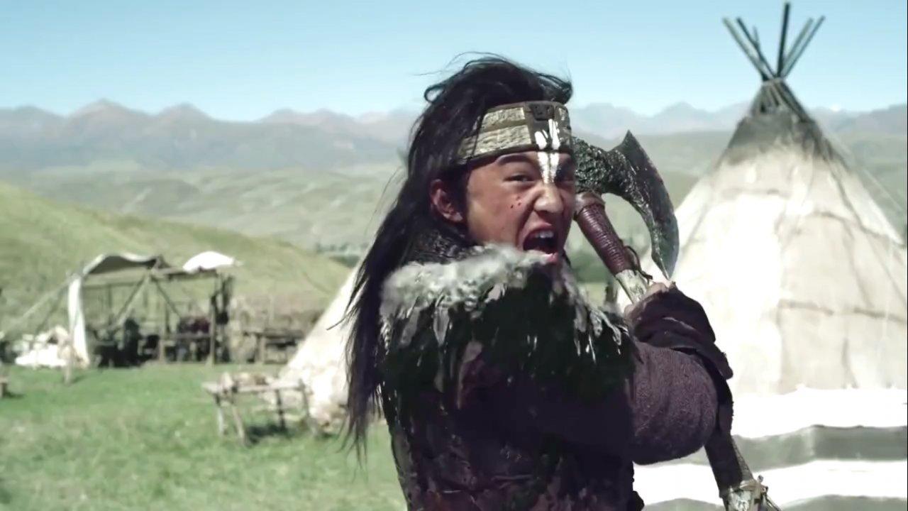 Племена и империи: Буря пророчества / Tribes and Empires: Storm of Prophecy / Hai Shang Mu Yun Ji  (1 сезон/2017) HDTVRip 720p