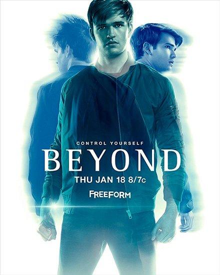 По ту сторону / Beyond (2 сезон/2018) WEBRip