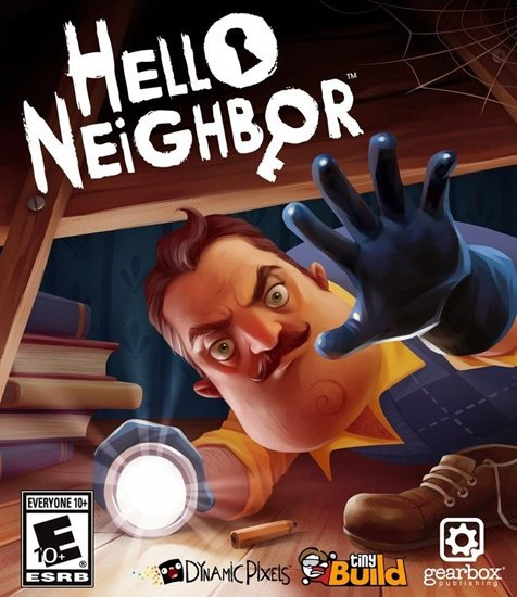 Hello Neighbor [GoG] (2017/RUS/ENG/MULTi/RePack) PC