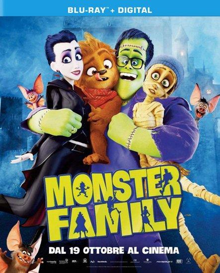 Мы – монстры / Happy Family (2017) HDRip | BDRip 720p