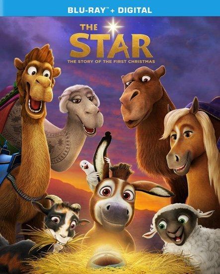 Путеводная звезда / The Star (2017) HDRip | BDRip 720p