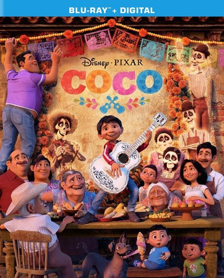 Тайна Коко / Coco (2017) HDRip | BDRip 720p | BDRip 1080p