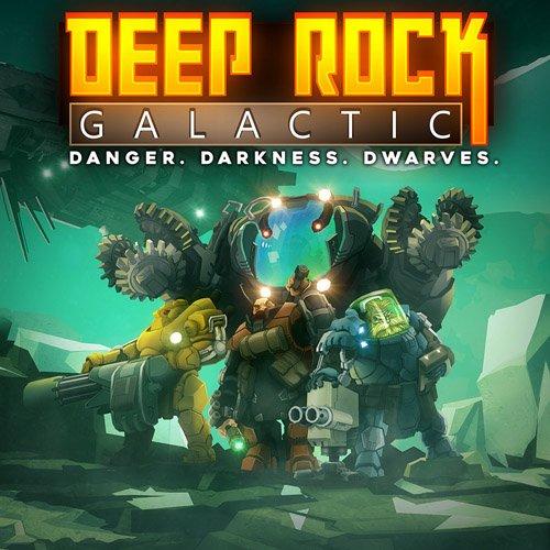 Deep Rock Galactic (2018/RUS/ENG/MULTi/RePack) PC