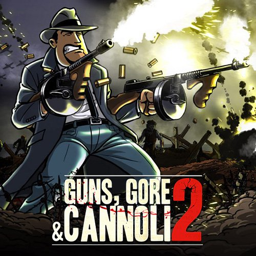 Guns, Gore & Cannoli 2 (2018/RUS/ENG/MULTi/RePack) PC