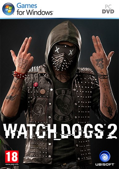 Watch Dogs 2 - Digital Deluxe Edition (2016/RUS/ENG/MULTi17/RePack) PC