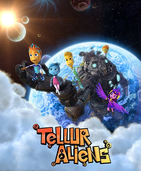 Планета Теллурия / Tellur Aliens (2016) WEB-DLRip