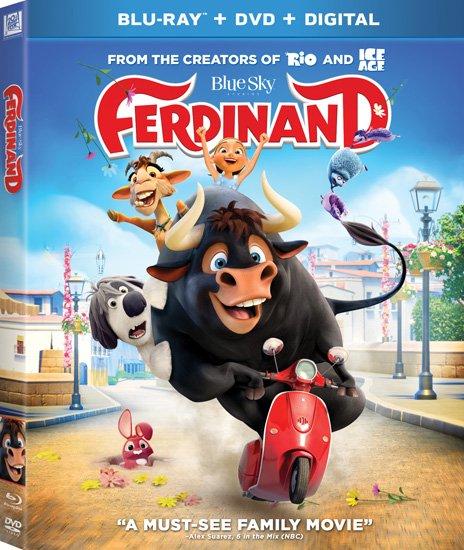 Фердинанд / Ferdinand (2017) HDRip | BDRip 720p