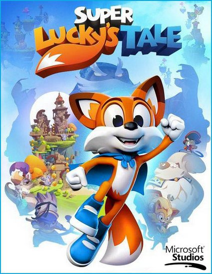 Super Luckys Tale (2017/RUS/ENG/MULTI) PC