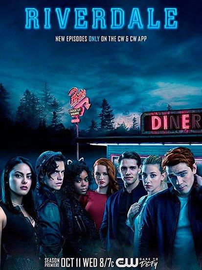 Ривердэйл / Riverdale (2 сезон/2017) HDTVRip
